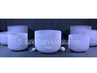 soundbath meditation online