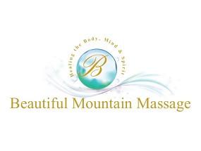 beautiful mountain mobile massage