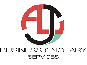 alj business & notary services
