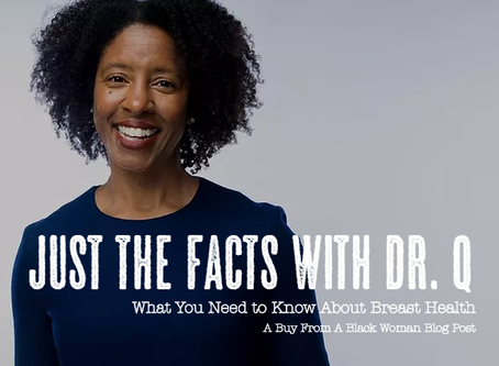 just the facts with Dr. Q: visiting the physician