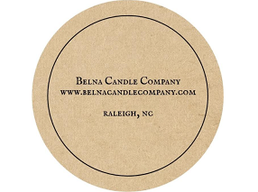 belna candle company