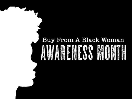 november 9 - 15 | This week with Buy From A Black Woman...