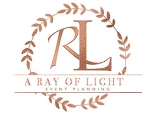a ray of light event planning
