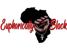 euphorically black