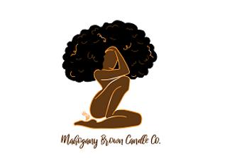 mahogany brown candle co.