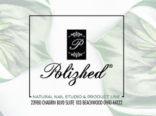 polizhed natural nail studio & product line