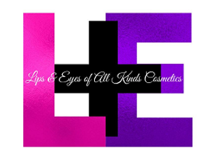 lips and eyes of all kinds cosmetics