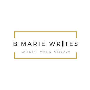 b. marie writes