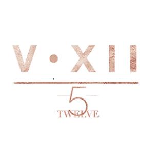 5 twelve (v•xii)