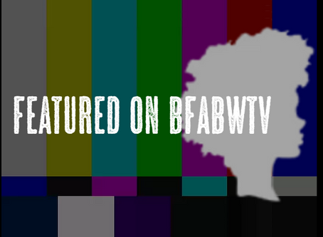 Featured On BFABWTV: October 18, 2020