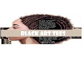 black art tees