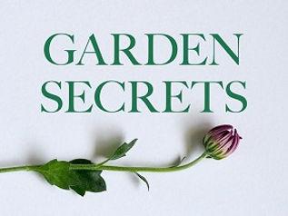 garden secrets beauty