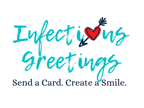 infectious greetings