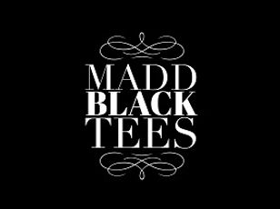 madd black tees
