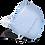Thumbnail: RESPOKARE® NIOSH N95 Respirator Mask