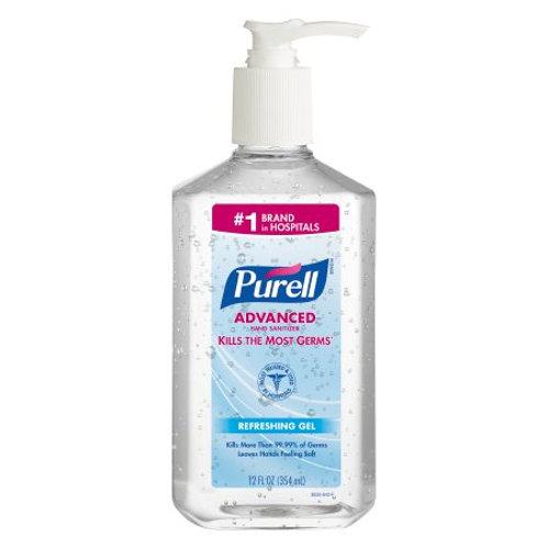 Purell Advanced Instant Hand Sanitizer 12oz
