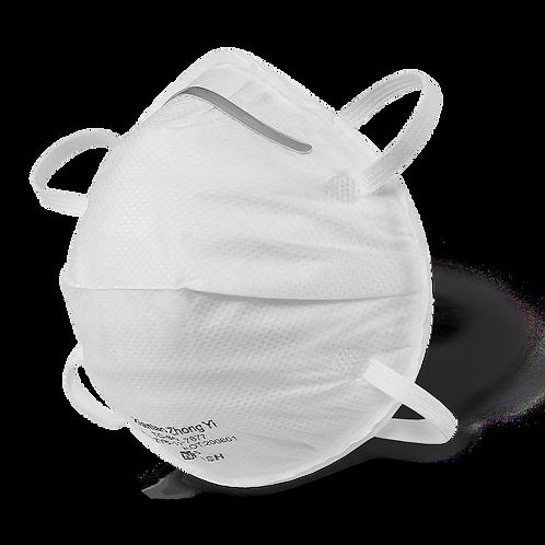 NIOSH Cup Style N Respirator Mask 20-Pack