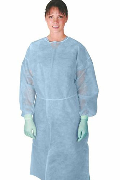 Case of Classic Protection Isolation Gowns