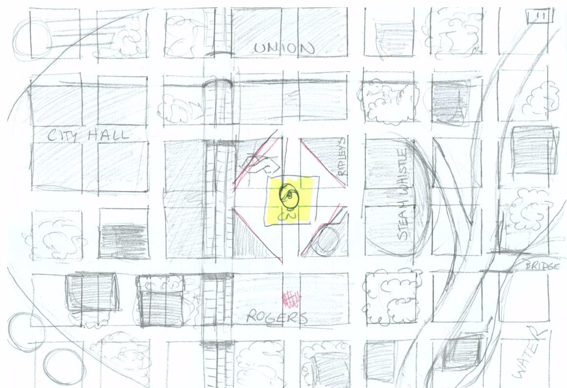 Toronto Level Sketch