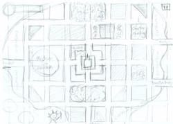 New York Level Sketch
