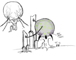 Death Hub Concept 02