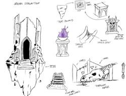 Death Hub Concept 01