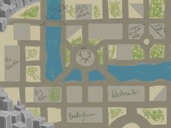 London Test Map
