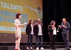 Trophée Vie associative/citoyenneté