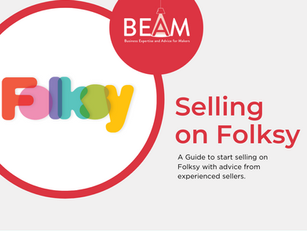 Business Expertise and Advice for Makers - How to sell on Folksy