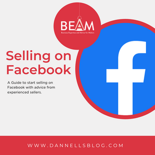 Business Expertise and Advice for Makers - How to sell on facebook