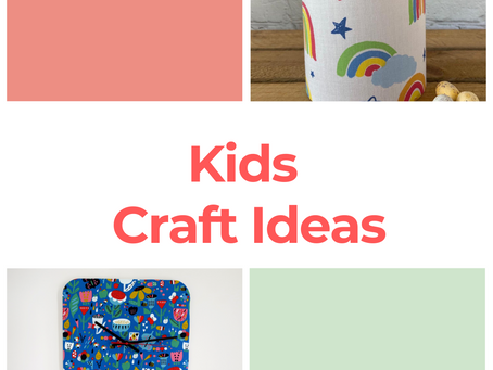 Needcraft Kits - Easter holiday kids crafting ideas
