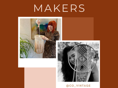 Meet the Makers - Co-Vintage