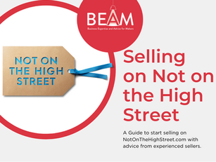 Business Expertise and Advice for Makers - How to sell on Not on the High Street