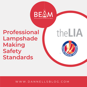 BEAM - Professional Lampshade making safety standards