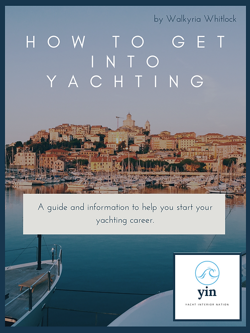 How to Get Into Yachting
