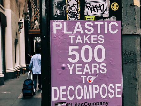 10 Ways You Can Minimize Plastic Use