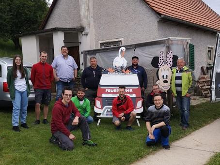 Nachwuchs bei der FF Kainbach bei Graz
