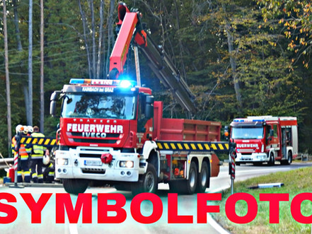 Technischer Einsatz -T03 Verkehrsunfall mit verletzter Person