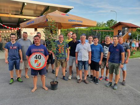 40. Geburtstag - LM Peter Erlacher