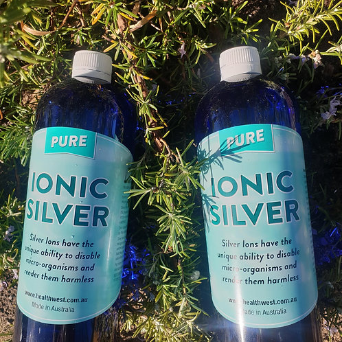 Ionic Silver 2 x 1000ml