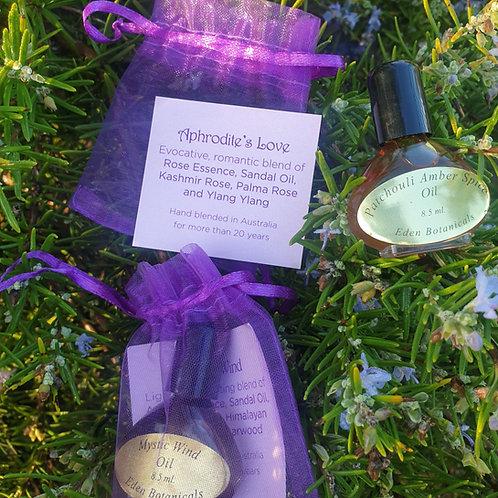 Eden Botanicals hand blended oil fragrance 8.5ml