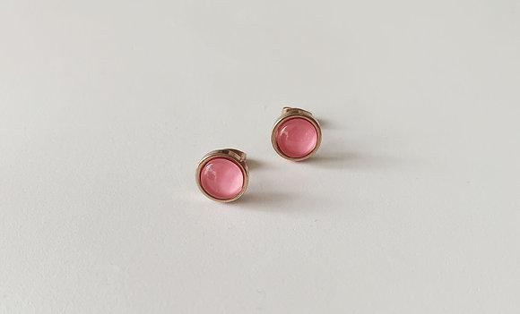 Pink rose - Rose gold