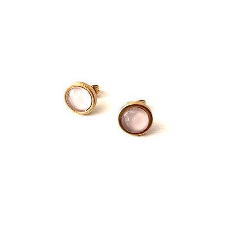 Lilly Rose Studs -Gold