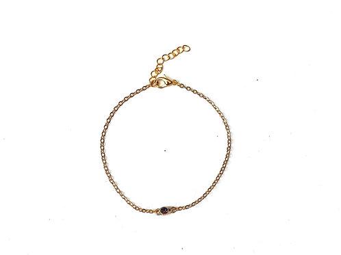 Summer time glow bracelet