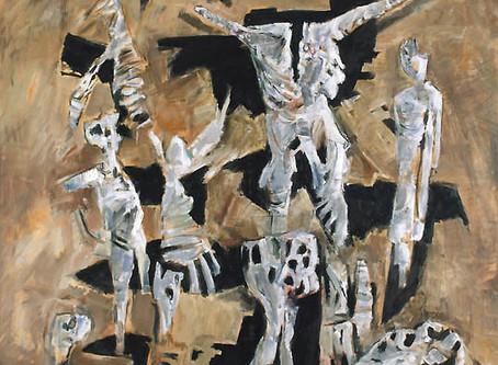 חלוצים, פליטים, הזכות על האדמה וציור אחד מיוחד של יוסל ברגנר
