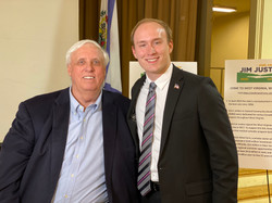 Gage Goulding and West Virginia Governor