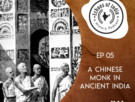 17. A Chinese Monk in Ancient India