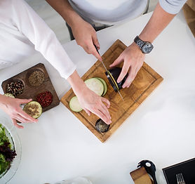 private classes, one on one cooking lessons