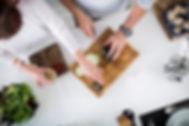 מבשלים בסדנת ניקוי רעלים