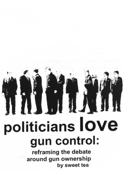 Politicians LOVE Gun Control